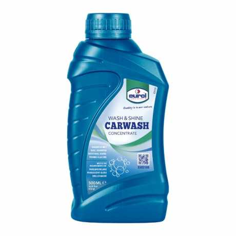 Eurol Eurol Wash & Shine Carwash Reiniger & Wax 500ml  - 904092