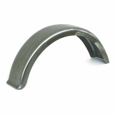 """Motorcycle Storehouse Flat Rear Fender Raw 6"""" Bobbed high sides  - 904095"""