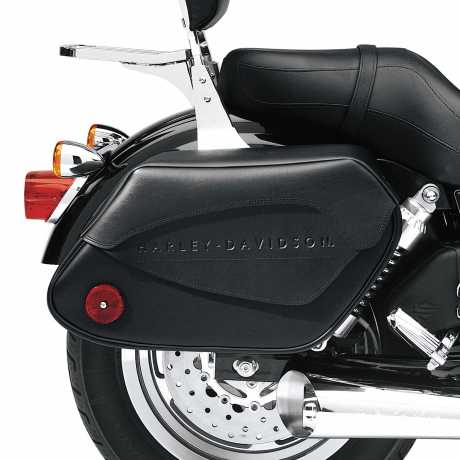 Harley-Davidson Kunstleder-Satteltaschen  - 90564-06D