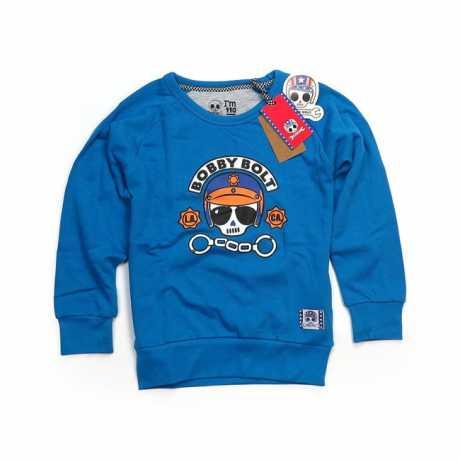 Bobby Bolt Bobby Bolt Police Sweater Blue  - 906188V
