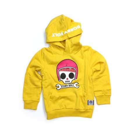 Bobby Bolt Bobby Bolt Bibbi Hoodie yellow  - 906203V
