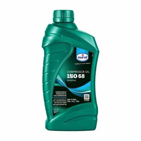 Eurol Eurol Compressor Oil 1 Liter  - 909688