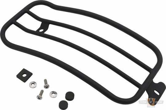 "Motherwell Motherwell Solo Luggage Rack 7"" matte black  - 91-0631"