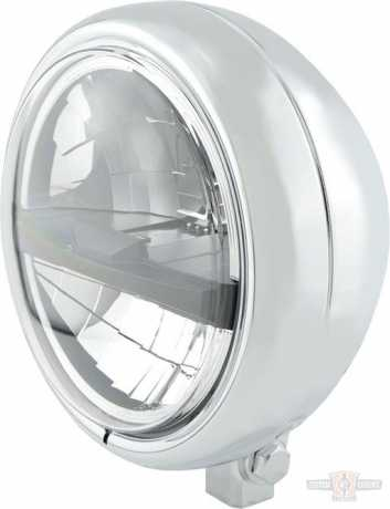 "Highsider Highsider Pecos Type 5 LED Scheinwerfer 5 3/4"" chrom  - 91-0870"
