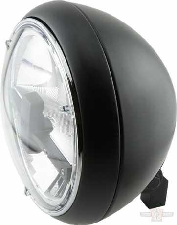 """Highsider Highsider Yuma 2 Type 3 LED Headlamp 7"""", Black  - 91-0877"""