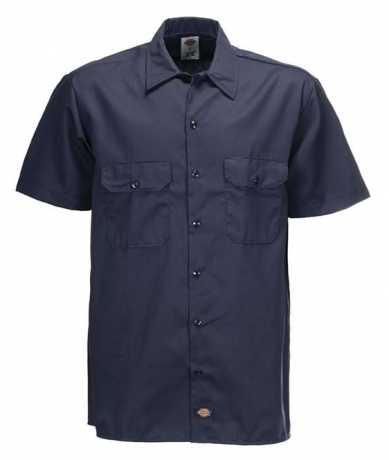Dickies Dickies Kurzarm Work Shirt Dark Navy 3XL - 91-1169