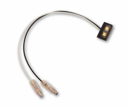 Highsider Highsider SMD LED License Plate Light black  - 91-1661