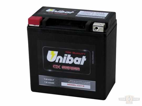 Unibat Unibat CX14 Heavy Duty AGM Batterie  - 91-1756
