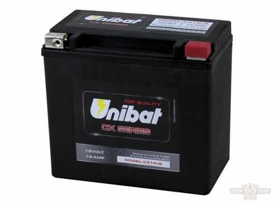Unibat Unibat CX16LB Heavy Duty AGM Batterie 19Ah 435CCA  - 91-1759