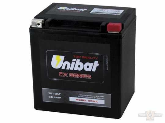 Unibat Unibat CX30L Heavy Duty AGM Batterie  - 91-1761
