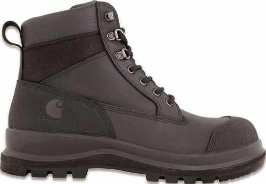 """Carhartt Carhartt Detroit 6"""" Boot Black  - 91-1816V"""