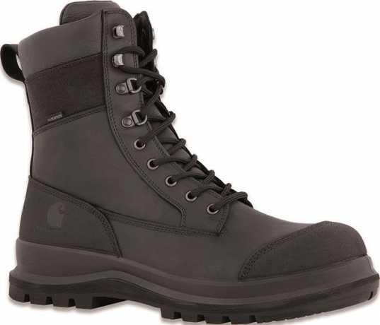 """Carhartt Carhartt Michigan 8"""" Boots Black  - 91-1836V"""