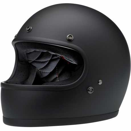 Biltwell Biltwell Gringo Helm ECE schwarz matt  - 569550V
