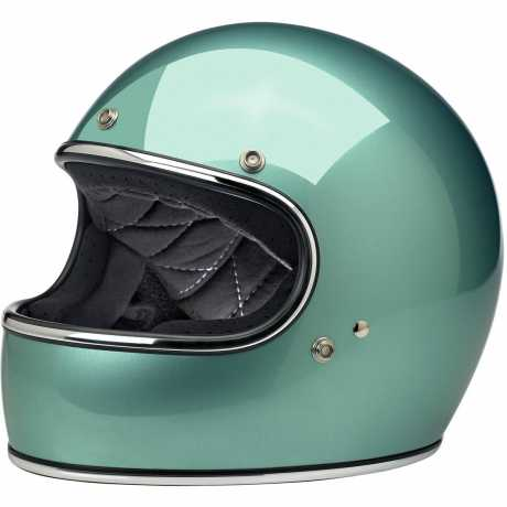 Biltwell Gringo Helm ECE Gloss Sea Foam