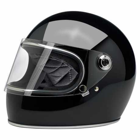 Biltwell Biltwell Gringo S Helm ECE schwarz  - 569622V