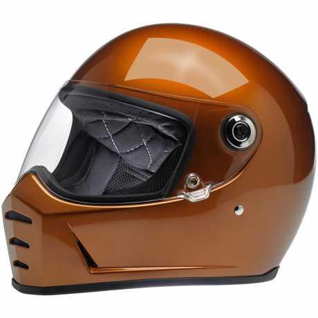 Biltwell Biltwell Lane Splitter Helm ECE Gloss Copper  - 91-2068V