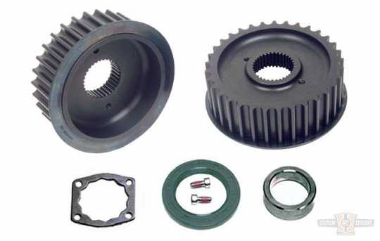 Andrews Andrews Transmission Belt Power Pulley 32 Zähne (stock)  - 91-2525