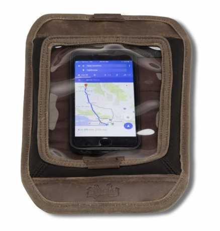 Burly Brand Burly Voyager Screen Tanktasche magnetisch  - 91-2732