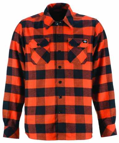 Dickies Dickies Sacramento Shirt Orange  - 91-2792V