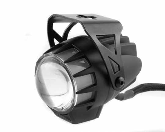 Highsider Highsider Dual Stream Scheinwerfer 45 mm, schwarz matt  - 91-3220