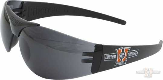 Custom Chrome CCE Helly Moab Sonnenbrille, smoke  - 91-3253