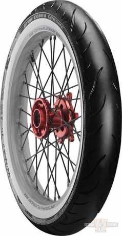 Avon Tyres Avon Cobra Chrome Vorderreifen weißwand 150/80R16  71V  - 91-3277