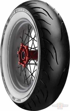 Avon Tyres Avon Cobra Chrome Hinterreifen weißwand 150/70B18 RF 76V  - 91-3287