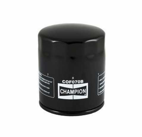 Champion Champion Oil Filter, Black  - 91-3389