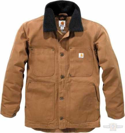 Carhartt Carhartt Full Swing Chore Coat Brown  - 91-3601V
