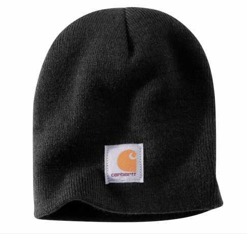 Carhartt Carhartt Knit Hat Mütze schwarz  - 91-3607