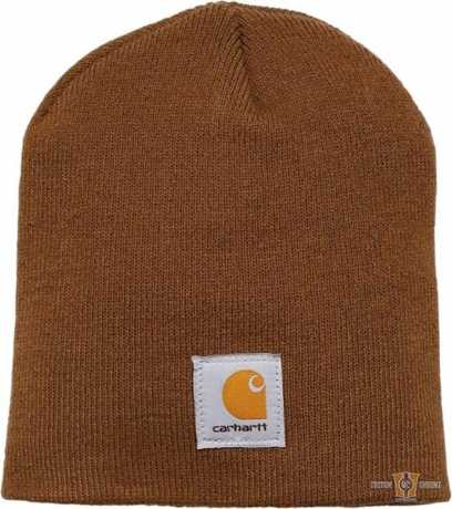 Carhartt Carhartt Acrylic Knit Hat Brown  - 91-3608