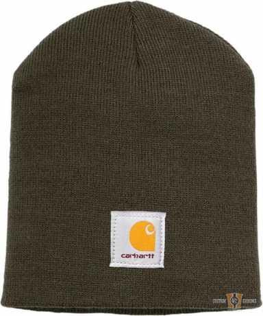 Carhartt Carhartt Knit Hat Mütze Dark Green  - 91-3609