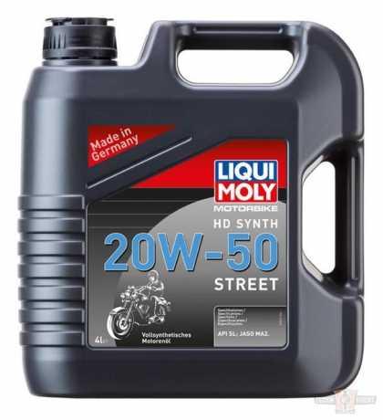Liqui Moly Liqui Moly Engine Oil Motorbike HD Synth 20W-50 Street  - 91-4568