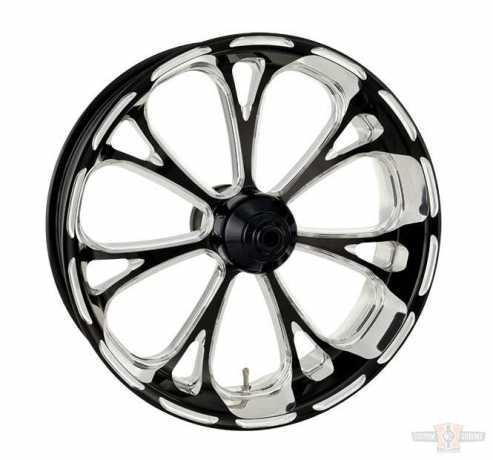 Performance Machine PM Virtue Rear Wheel 8.5x18  Platinum Cut  - 91-4786