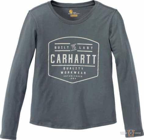 Carhartt Carhartt Damen Longsleeve Lockhart Balsam Green  - 91-4966V