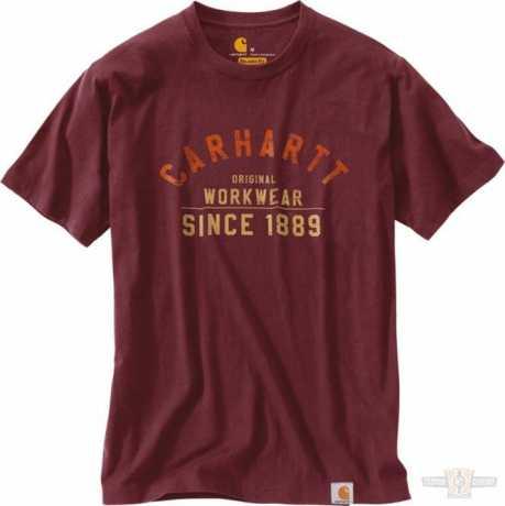 Carhartt Carhartt T-Shirt Workwear Port  - 91-5072V