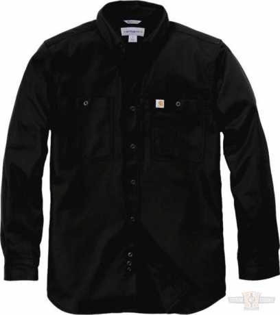 Carhartt Carhartt Rugged Professional™ Arbeitshemd schwarz M - 91-5228