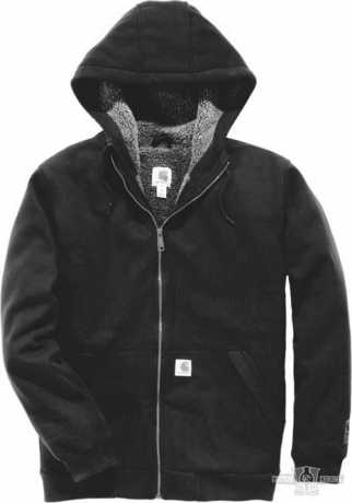 Carhartt Carhartt Zip Hoodie Sherpa Lined black  - 91-5282V