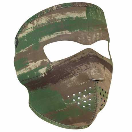 ZANheadgear ZANheadgear Neopren-Gesichtsmaske Multi Brushed Camo  - 91-5929