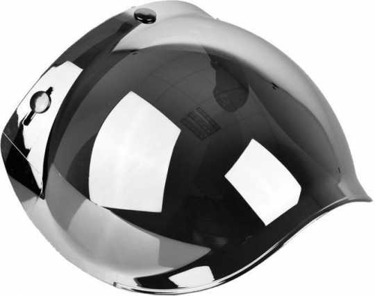 Torc Helmets Torc T-50 Bubble Shield Visier chrom verspiegelt  - 91-6186