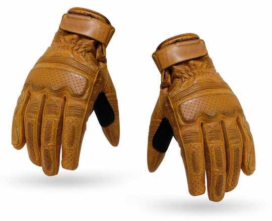 Torc Helmets Torc Gloves Fullerton gold L - 91-6201
