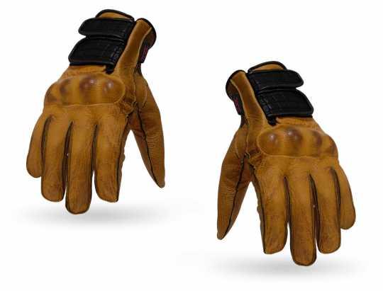 Torc Helmets Torc Gloves Melrose Gold  - 91-6233V