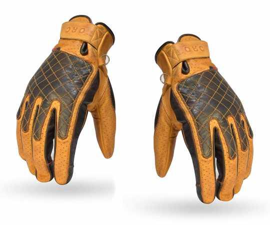 Torc Helmets Torc Gloves Sunset Gold  - 91-6261V