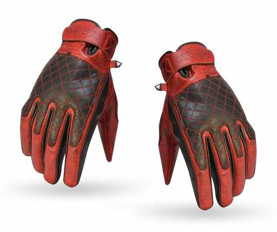 Torc Helmets Torc Gloves Sunset Red  - 91-6268V