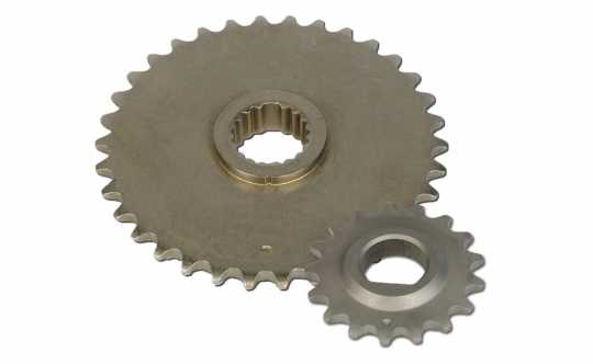 Feuling Feuling Outer Cam Sprocket 34T  - 91-6556