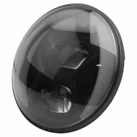 """Highsider Highsider LED 7"""" Headlight Insert Type 8 black  - 91-6920"""