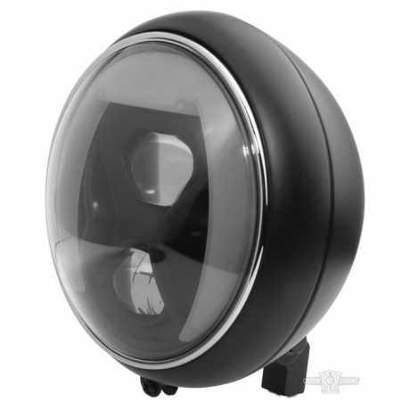 "Highsider Highsider LED 7"" Scheinwerfer Yuma 2 Type 8 schwarz  - 91-6924"