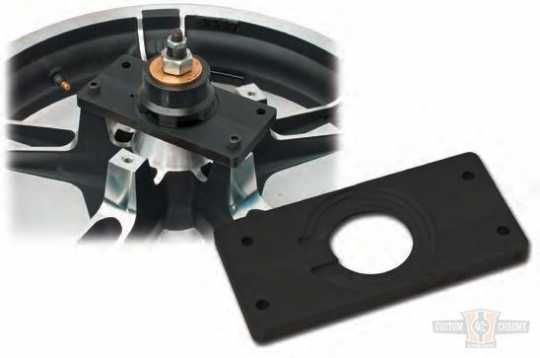 Jims Wheel Bearing Tool Support Plate