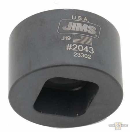 Jims Jims Gabelmutter Socket  - 91-7613