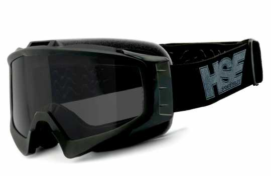 Helly Helly HSE 2305 SportEyes Brille schwarz & getöntes Glas  - 91-7874